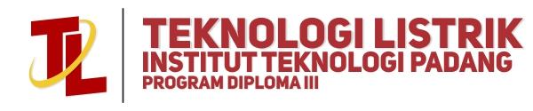 Teknolologi Listrik Institut Teknologi Padang
